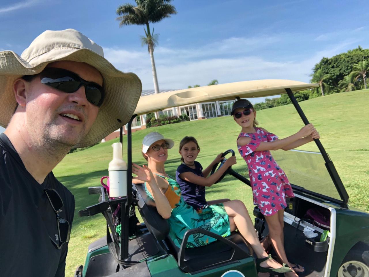 Family & Golf Trip – 6.000 km jogando golfe pelo Sul do Brasil