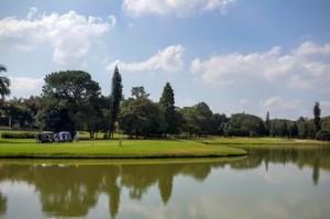 Lago Azul Golfe Clube Foto: divulgação