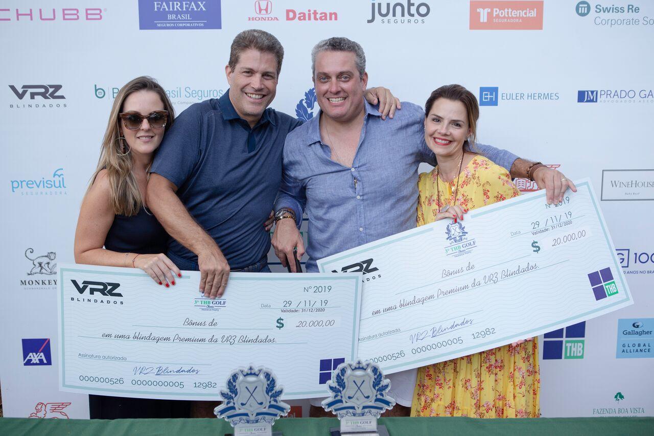 3º THB Golf Classic na Fazenda Boa Vista