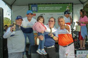 Terceiro lugar: Marcos Ney e Alfredo Moreira