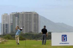 Campo Olímpico de Golfe Foto: Zeca Resendes/CBG