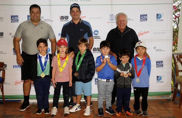 Rodada dupla do Brasil Kids, no Lago Azul, reuniu mais de 100 crianças no final de semana