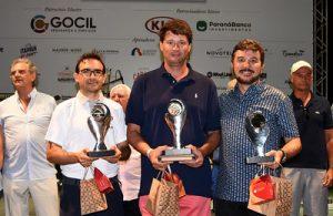 Alan Wells, Andres Lobato e Antonio Aracelli Foto: Thais Pastor/F2