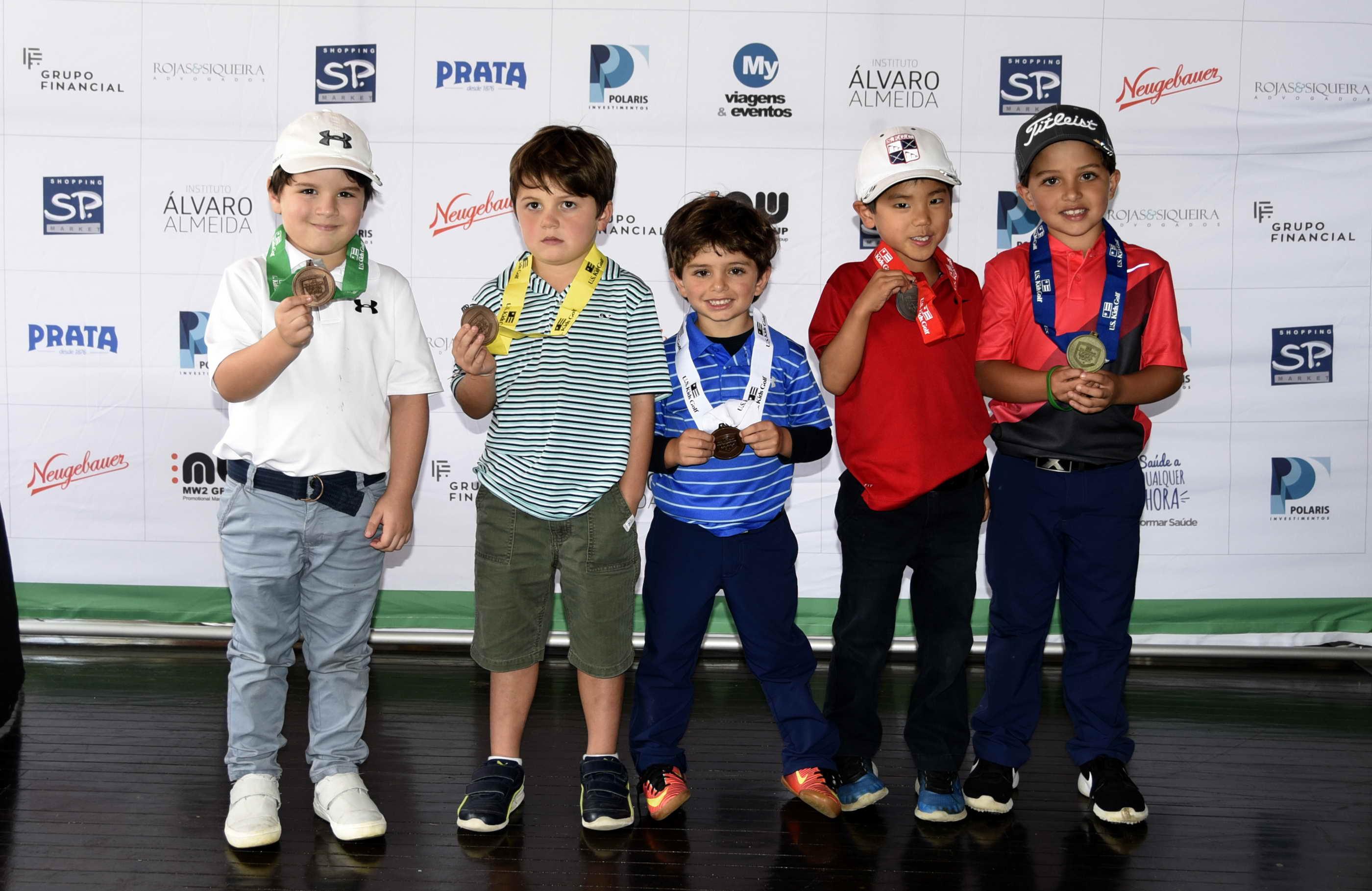 Etapa do Clube de Campo abre torneios da Primavera do Brasil Kids
