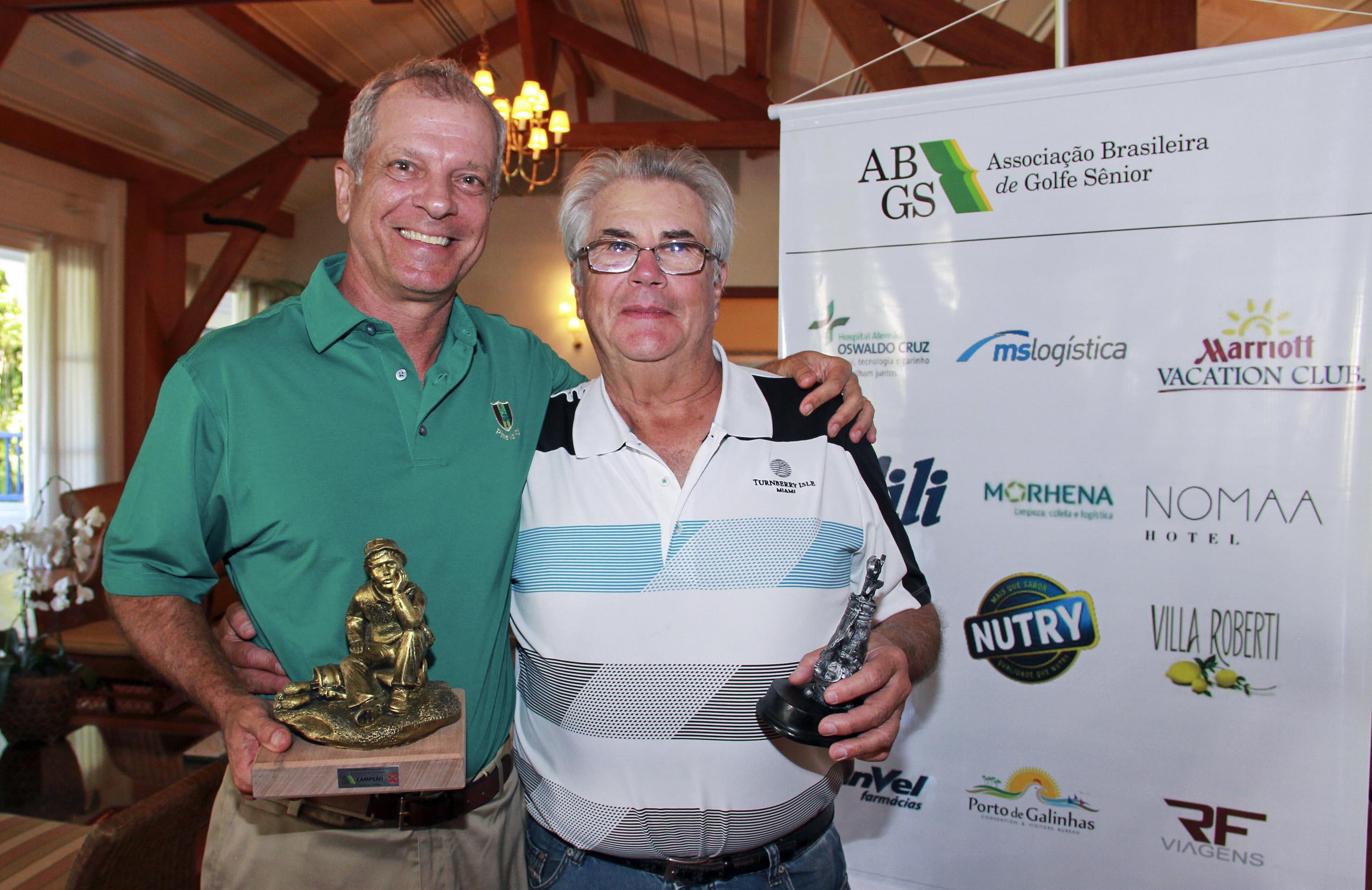 Marcelo Stallone vence Campeonato ABGS de Golfe Sênior do Rio de Janeiro, no Gávea