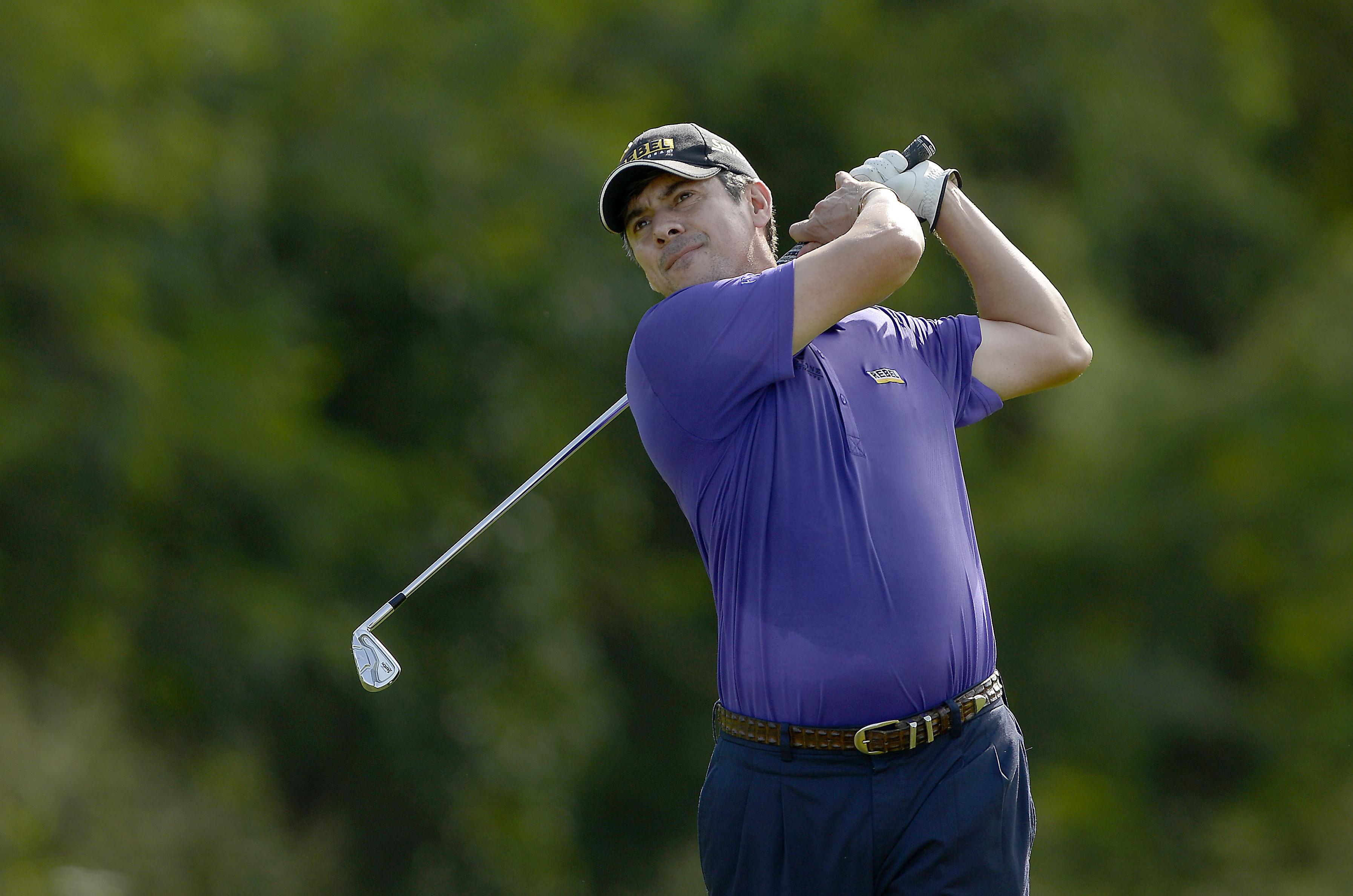 Adilson da Silva fica em oitavo em etapa do Sunshine Tour e pontua para os Rankings Olímpico e Mundial