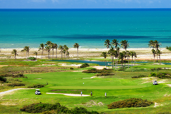II Sênior do Ceará será disputado no Clube de Golfe Aquiraz Riviera