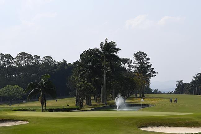 10º aniversário do Torneio ABGS de Golfe Senior do Arujá