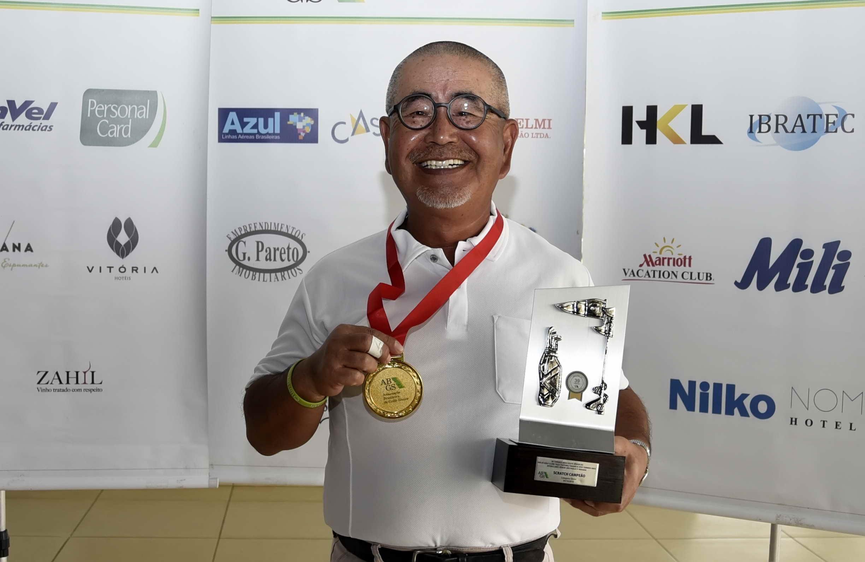 Hideaki Iijima, do PL vence 12º Torneio ABGS do Arujá – Taça Tsutomo Takano