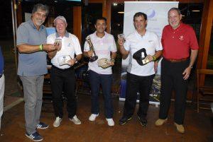 Celso Teixeira, Luiz Galfaro, Delci Rodrigues, Mauro Hilário, Paulo Machado e Vlamir Antequera Foto: Zeca Resendes/APG
