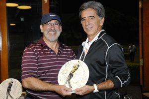 Jair Carmona e Fernando Vieira Foto: Zeca Resendes/APG