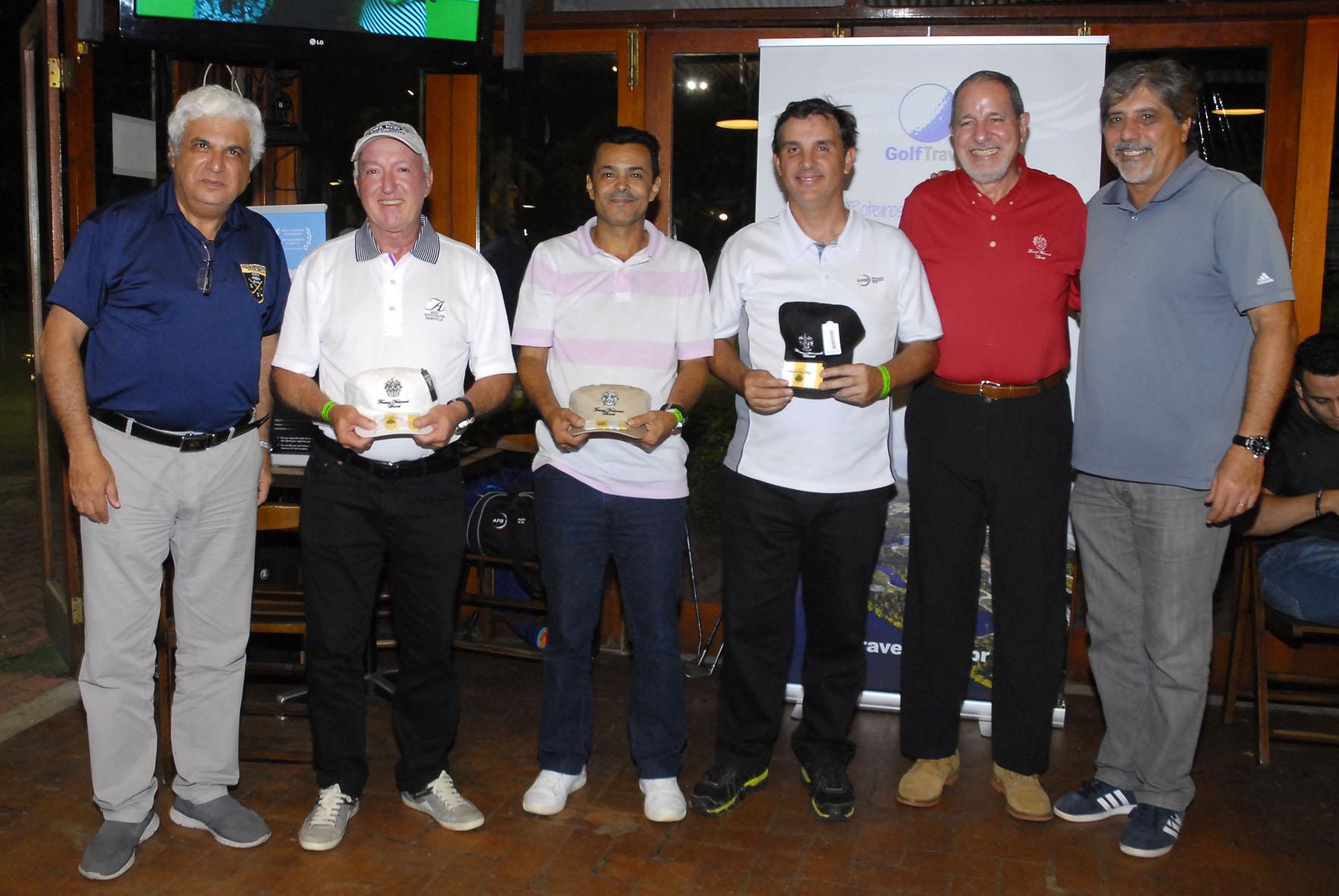 Taça Doral marca a realização da segunda etapa do 63º Torneio Pé Duro APG