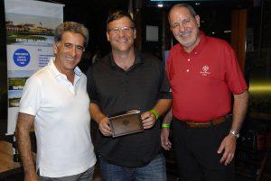 Fernando Vieira, Marcos Gottschalk e Paulo Machado Foto: Zeca Resendes/APG