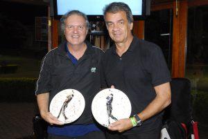Carlos Brunetti e geraldo Ramos Foto: Zeca Resendes/APG