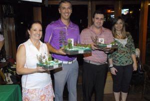 Cleide, Ruba, Gustavo e Lucila