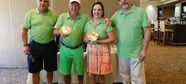 Semana de golfe em Las Vegas reúne golfistas da APG e ABGS