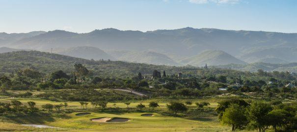 Córdoba Golf Tour, tacadas brasileiras na Argentina