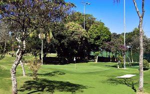 Honda Golf Center - buraco 1 Foto: divulgação