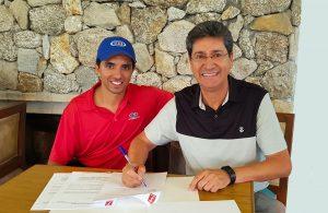 Felipe Almeida e Ademir Mazon