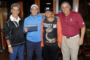 Fernando, Tiago, Guilherme e Alexandre Foto: Zeca Resendes