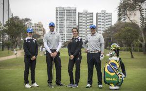 Nina Rissi, Alexandre Rocha, Luiza Altmann e Adilson da SIlva Foto: Jonne Roriz/COB