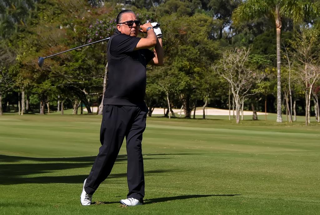 Álvaro Almeida e Galvão Bueno realizam o 2º Torneio Bem Amigos de golfe em Orlando