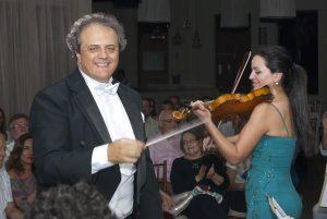 Carlos Moreno e Constança Moreno