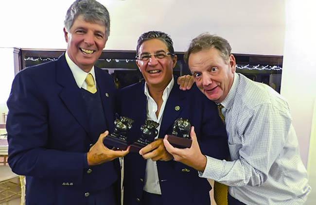 Sul-Americano Sênior: delegação da ABGS conquista cinco troféus para o Brasil, na Colômbia