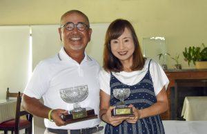 Hideaki e Yoko Iijima Fotos: Thais Pastor/F2