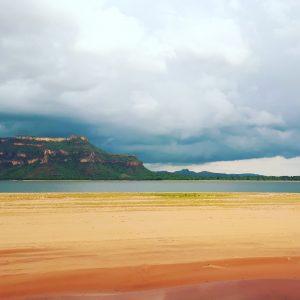 Lago do Manso Foto: Luiz Amaral