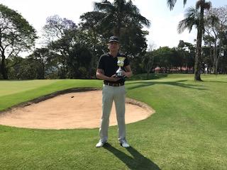 Felipe Navarro vence a IX Etapa do Golf Pro Tour 2017 no Clube de Campo de São Paulo