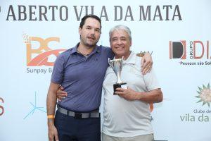 Rafael Fuganti e Guillermo Piernes Foto: João Rubens Shinkado