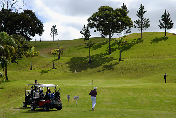 4ª etapa do Tour 2018 do Torneio Incentivo ao Golfe no Imperial Golf Club