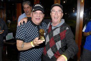 Joe Roberts e JB Miranda Foto: Zeca Resendes