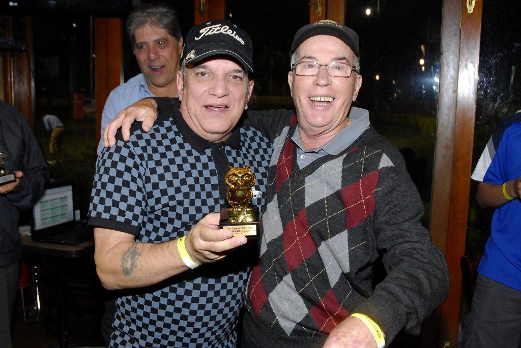 Takeo, JB, Scarpim e Joe são os campeões do 64º Torneio Pé Duro APG