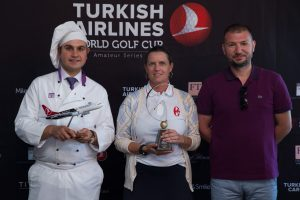 Flying Chef, Andrea Ortiz e Ozgur Boran