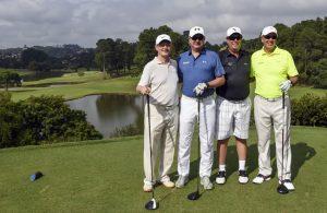 Philippe Trapp, Douglas Delamar, Sergio Cabernite e Wagner Martins Fotos: Ricardo Fonseca/SFGC
