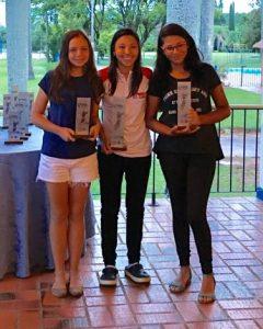 Gabriela Mussi, Julia Aderaldo e Ana Sung Foto: Facebook