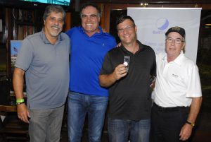 Vlamir Antequera, Carlos Cruz, Marcos Gottschalk e JB MIranda Foto: Zeca Resendes/APG