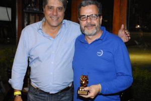 Vlamir Antequera e Zé Geraldo Foto: Zeca Resendes