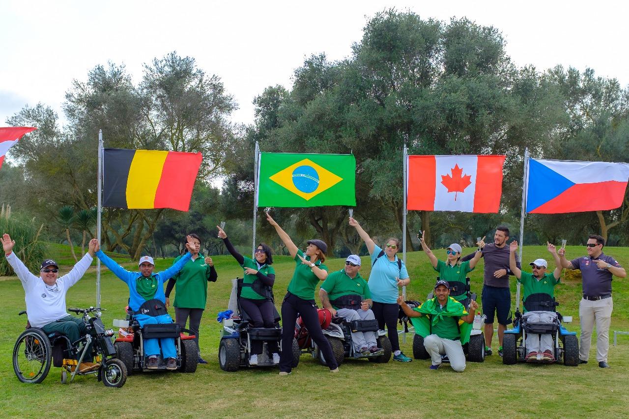 Golfistas cadeirantes disputam 3ª Disabled Cup Pro-Am, neste domingo, 25, em São José