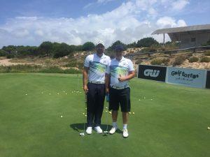 Matheus e Almir Oliveira