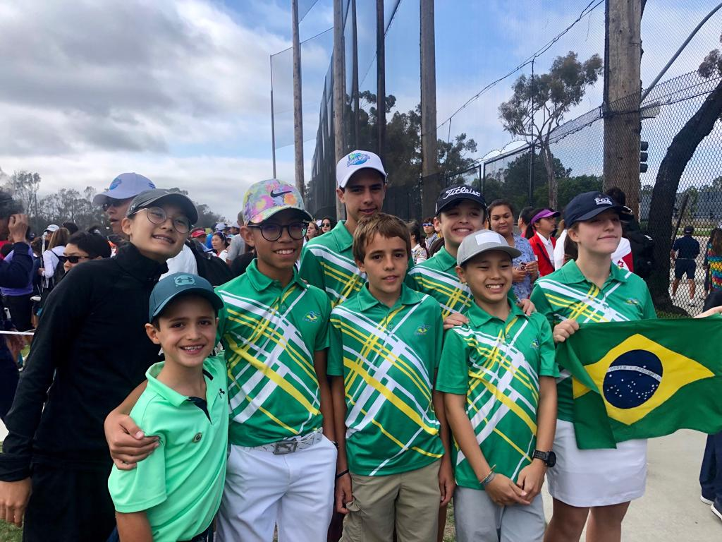 Brasileiros disputam o IMG Academy Junior World Championships
