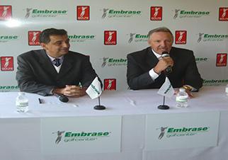 Agora é oficial: Embrase Golf Center é o novo nome do centro de treinamento da Federação Paulista de Golfe