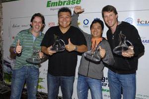 Torneio Help BEM Embrase bate recorde e arrecada R$ 240 mil para entidades sociais
