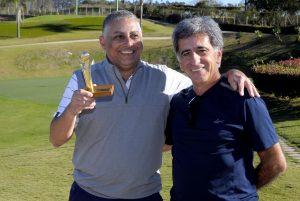 Alexandre Santos e Fernando Vieira Foto: Zeca Resendes