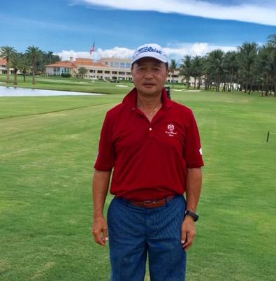 """Aloísio Miura é o primeiro vencedor do """"Nine Holes"""", disputado no Vila da Mata. Aberto a todos os golfistas!"""