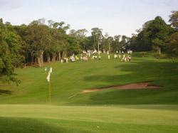Aberto do Arujá Golf Clube entre os dias 16 e 18 de setembro