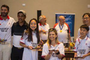 Equipe Regatec levantou o título feminino