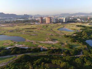 Campo Olímpico de Golfe Foto: Zeca Resendes